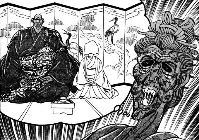 【ヨココミ】女犯坊の魅力キャラ【HEW電子コミック紹介】