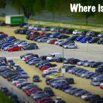 もうちょっと早く知っていれば…。広大な駐車場から車を見つけ出すたった1つの方法が素晴らしすぎた