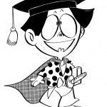 20世紀最後の国産○○アニメの原作!『珍豪ムチャ兵衛』から豊臣の末裔をご紹介【HEW電子コミック紹介】