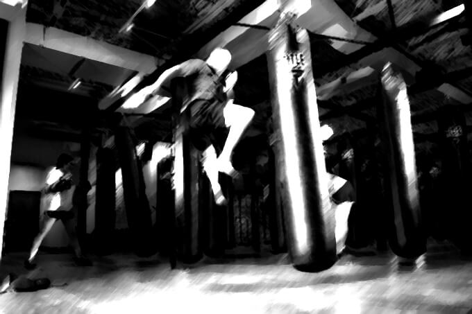 「骨の髄まで調べ尽くす!」妄想マンガ作品紹介 #3『ストーキングファイターしげる』