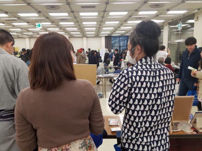 【11月23日】文フリ出展レポート④間もなく終了