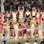 プ女子、初めて大相撲を見てカルチャーショックを覚える