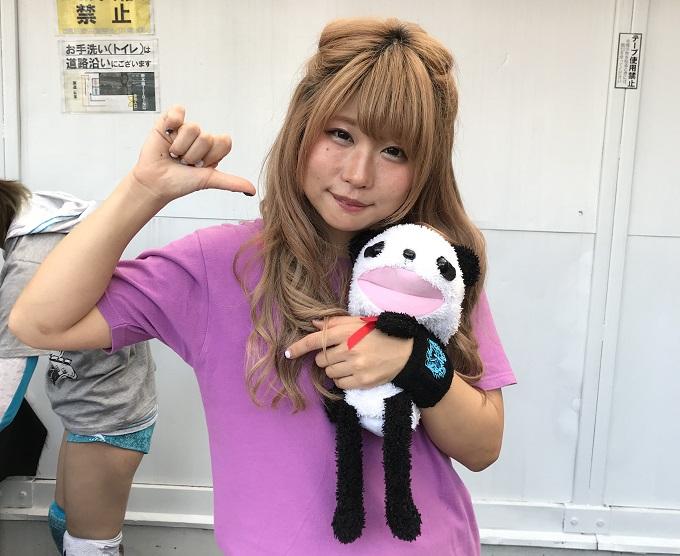 【プ女子の観戦日記】女子プロレス団体・スターダムを初観戦したよ。中野たむちゃん可愛いよ。