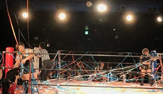 【プ女子の観戦日記】優宇、東京女子プロレス退団……オタクが推しにできること