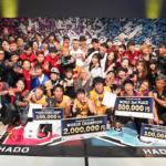 【HADO】猛者達の戦いが閉幕、HADO WORLD CUP 2018優勝はわちゃわちゃ☆ピーポー